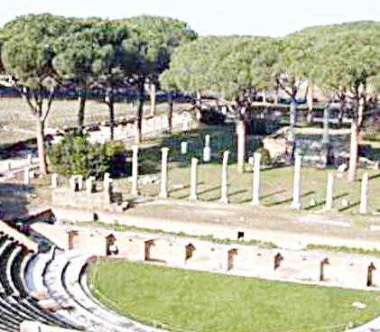 Arena Cinema al Teatro Romano