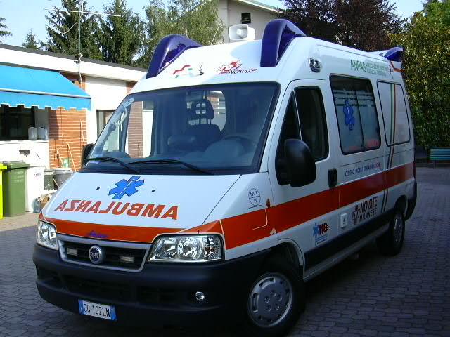 In Collina arriva una petizione per ottenere un'ambulanza h 24