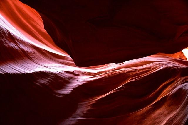 Antelope Canyon, Arizona (foto Fabrizio Aloisi)
