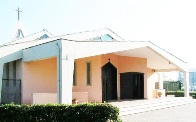 Un palazzo per la parrocchia