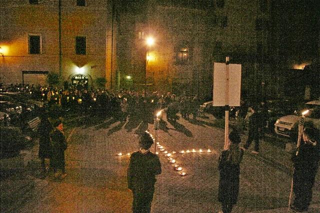 Modifica temporanea della viabilità per la  Via Crucis e la processione delle Palme