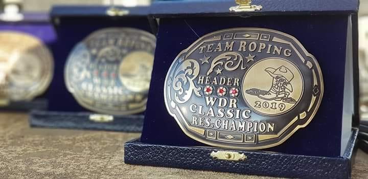 Chiuso con successo il campionato Team Roping Classic 2019