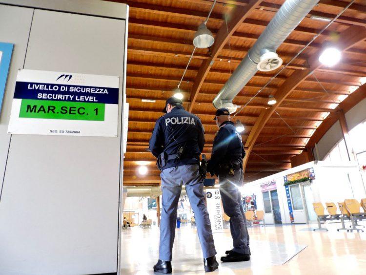 Polizia di frontiera, 17 arresti nel 2019