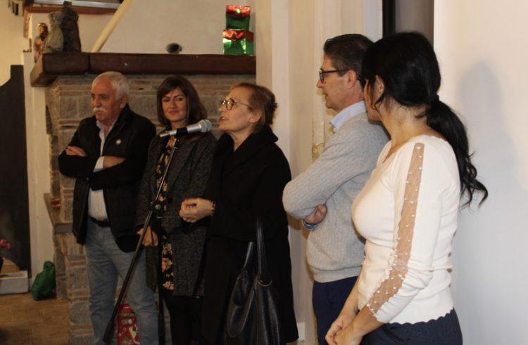 Grande partecipazione alla cena di Natale di Semi di pace