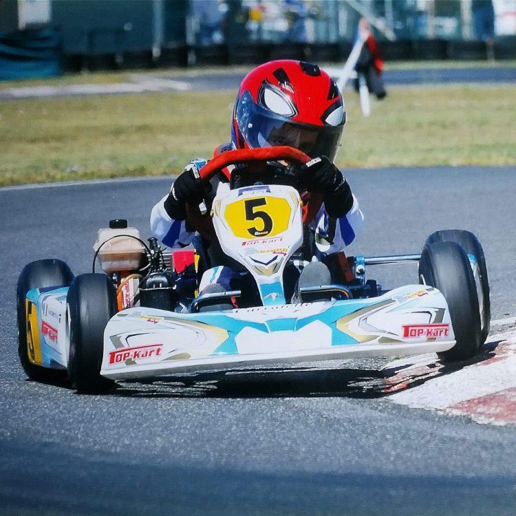 Gianmarco Sacchetti sempre più forte: 2° posto assoluto all'interregionale