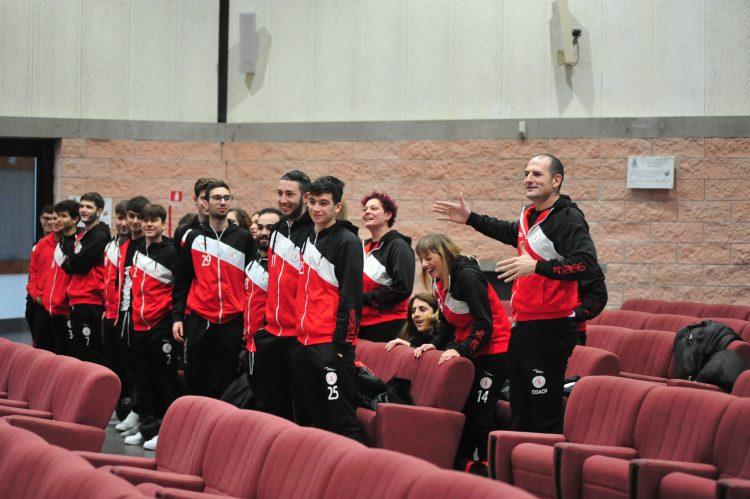Palagrammatico, il consiglio si schiera con la Flavioni handball