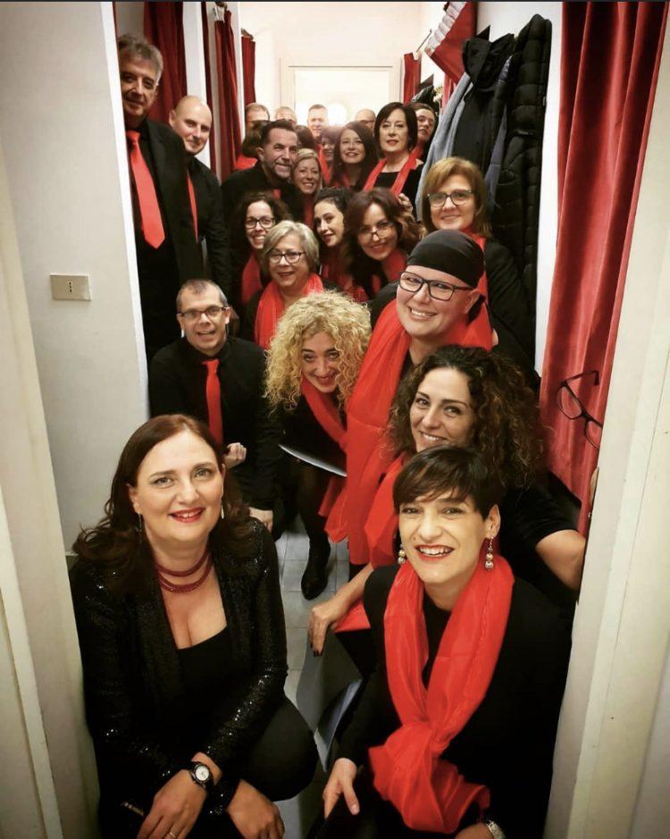 """""""The magical wait"""" 4 cori al teatro Rossella Falk di Tarquinia"""