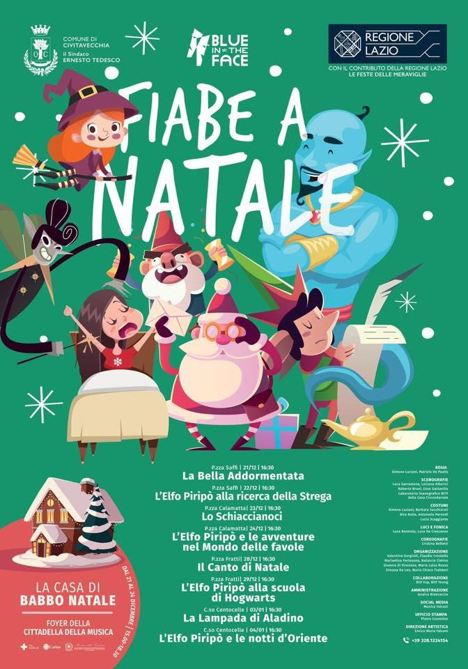 """""""Il canto di Natale"""" al Gassman"""