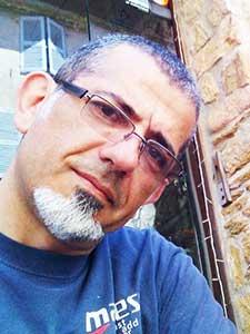 Una città in lacrime per la morte dello chef Marco Lauretti