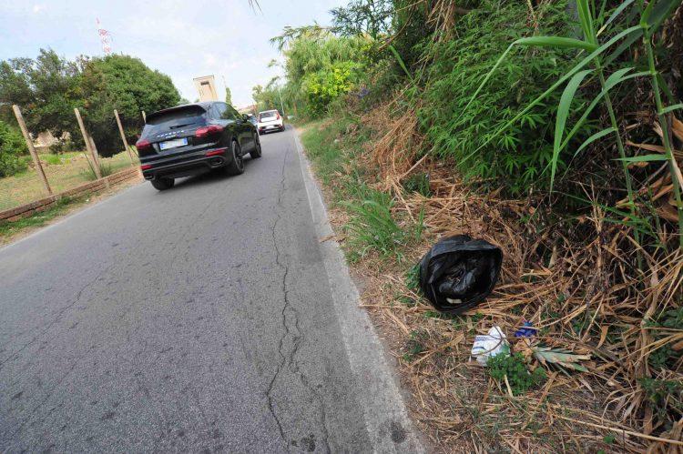 Abbandono di rifiuti: più fototrappole in città