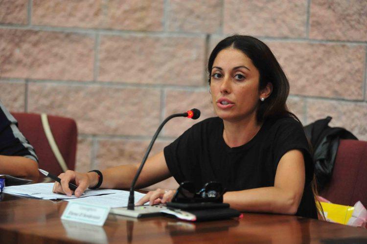 D'Ambrosio (M5S) lascia il consiglio: al suo posto Alessandra Lecis