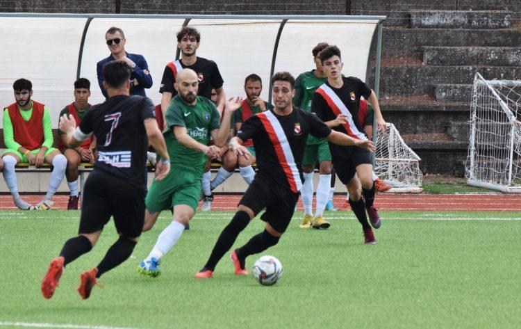 Big match allo Scoponi: la capolista Città di Cerveteri sfida il Tolfa terzo della classe