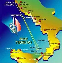 Garmin Marine Roma per 2 2020, la partenza sarà da Riva di Traiano: appuntamento sabato 4 aprile