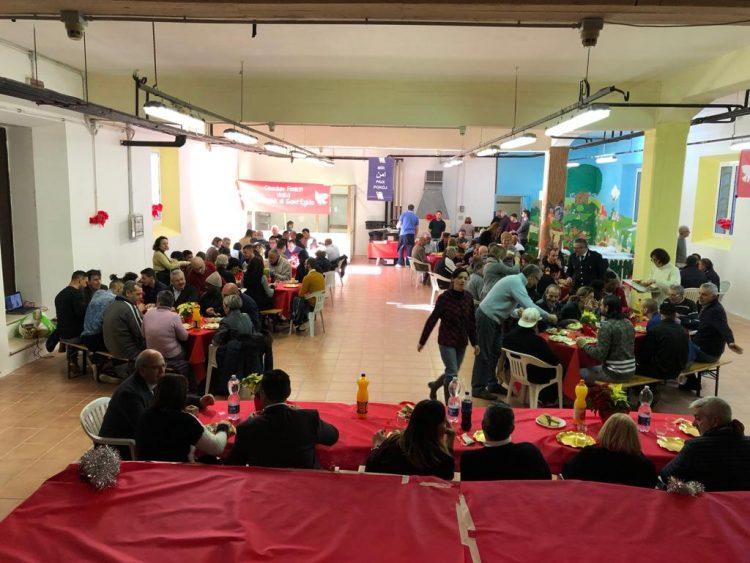 Casa di reclusione: al pranzo ci pensa la comunità Sant'Egidio