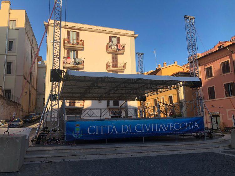 Piazza Fratti: accesso limitato all'area per il concerto in piazza