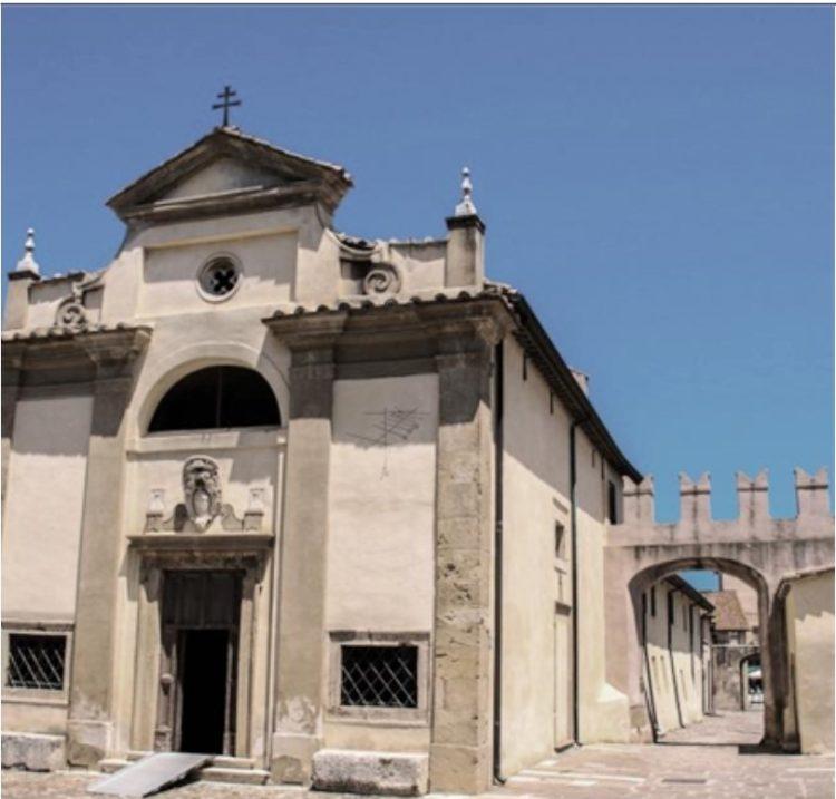 La chiesa dell'Assunta bellezza storica da ammirare