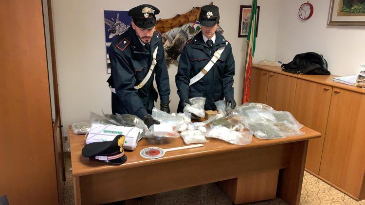 Da L'Aquila a Cerveteri per acquistare la droga: 3 arresti