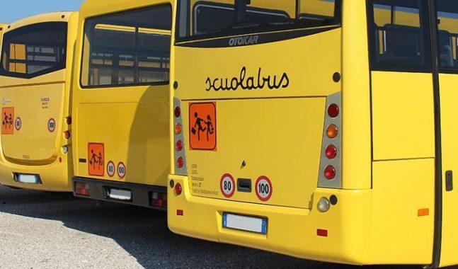 Trasporto scolastico: costi a carico dell'utenza