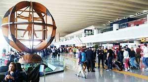 Coronavirus: allerta in aeroporto
