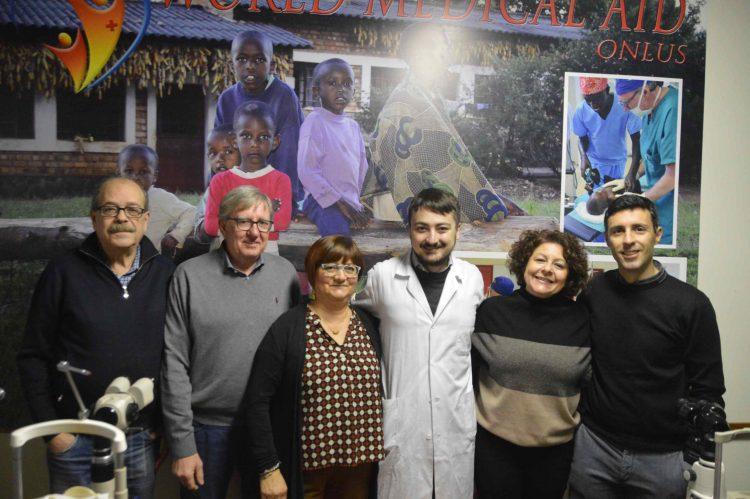Screening gratuito del glaucoma: visitate 106 persone