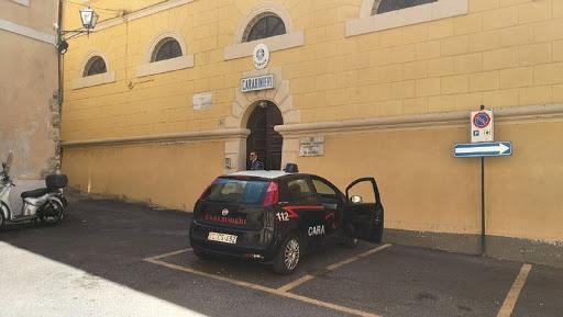 Tentava di prendere il treno: pregiudicato evaso arrestato dai Carabinieri di Tarquinia