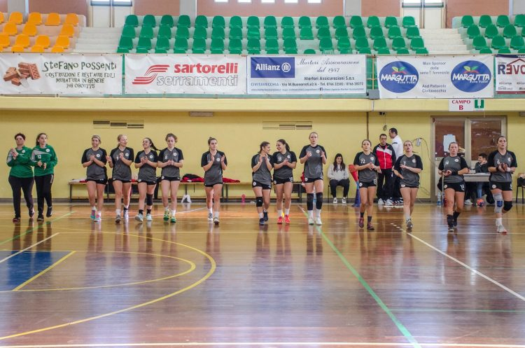 La Flavioni sconfitta dal Prato 28-26 perde il secondo posto e rischia la qualificazione alla Final Eight
