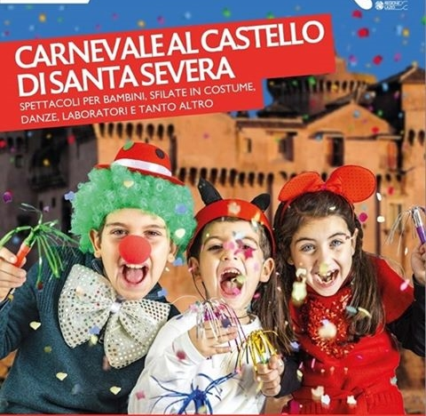 Sabato prima edizione della festa in maschera al castello di Santa Severa