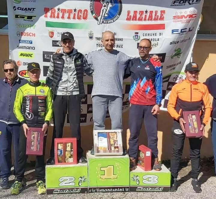 Mtb Santa Marinella, un altro podio per Lorenzo Borgi