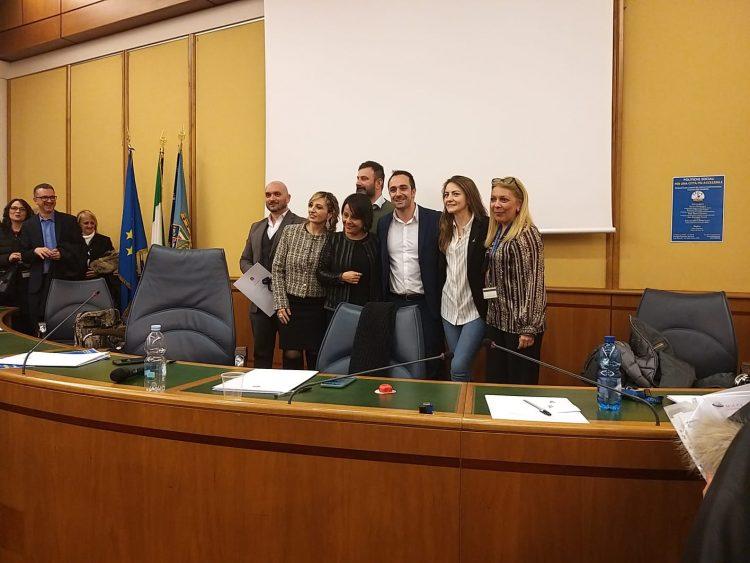 L'assessore Riccetti relatore a un importante convegno su politiche sociali e disabili