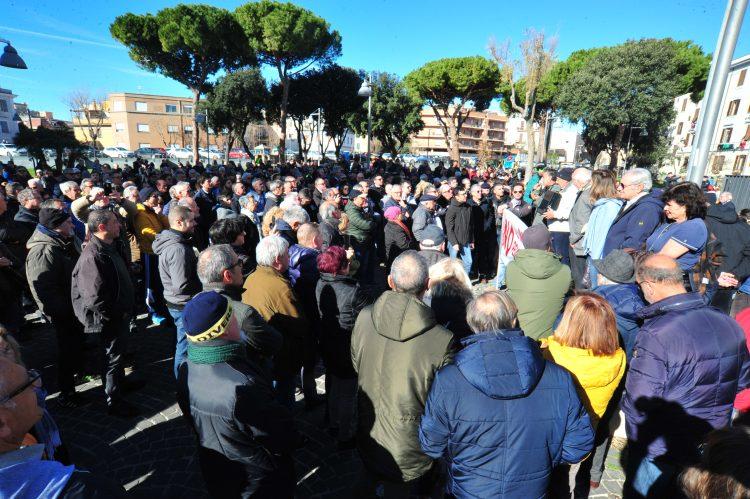 Itticoltura, dopo la manifestazione al Pincio i pescatori: ''Salviamo il nostro mare''