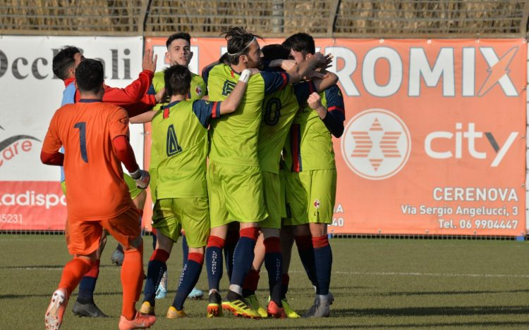 Ladispoli, due su due: Aprilia sconfitta 2-1