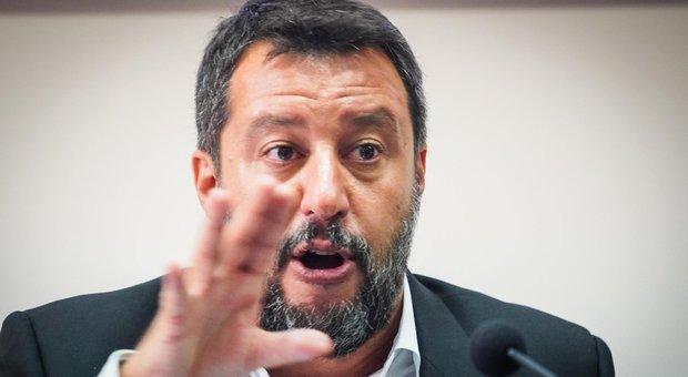 Salvini: ''Civitavecchia non può essere la discarica di Roma''