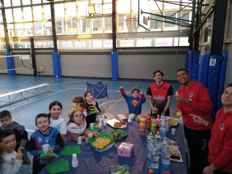 Litorale IN Volley tra Carnevale e corsi di aggiornamento