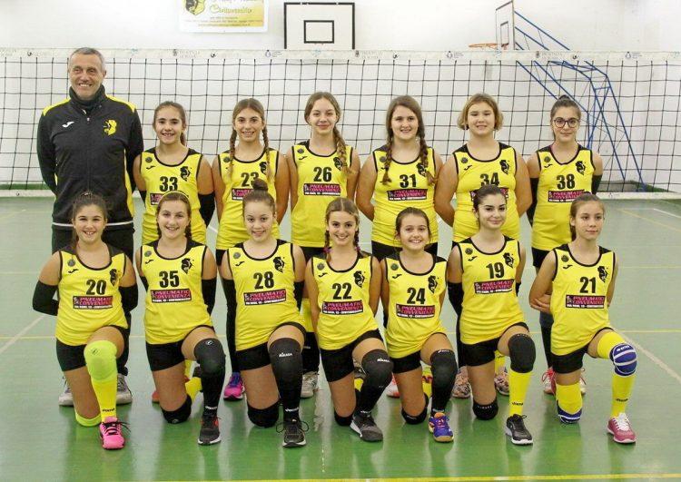 La Volley Academy sbanca Tarquinia