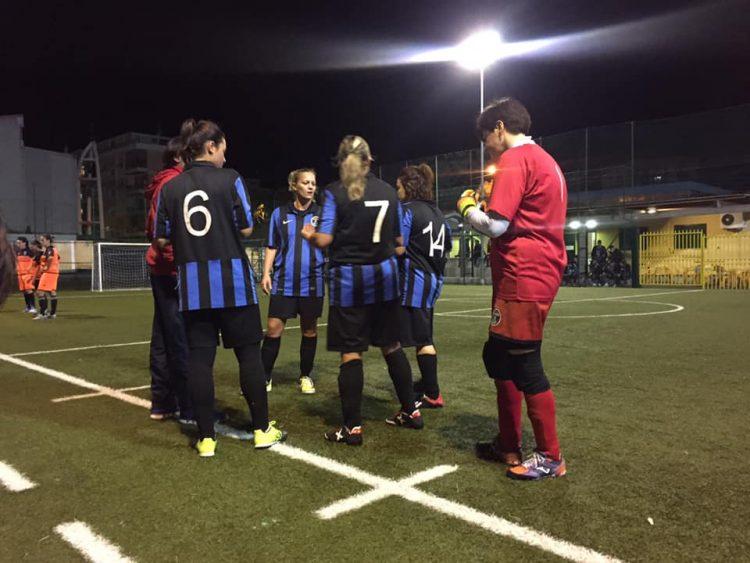 Le ragazze di mister Nunzi fanno cinque gol all'Ls 10 e salgono al terzo posto