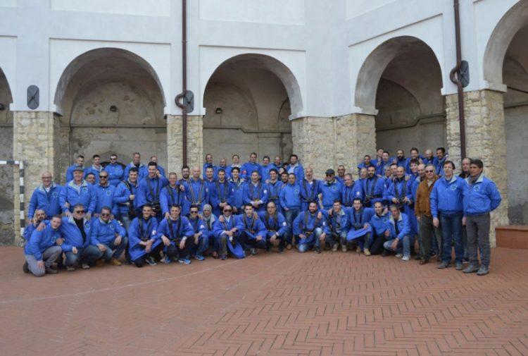 Cristo Risorto, il comitato portatori ha raccolto quasi tremila euro a favore dell'ospedale