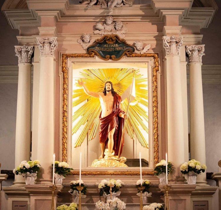 Tarquinia, chiesa di San Giuseppe aperta ma vietate le visite