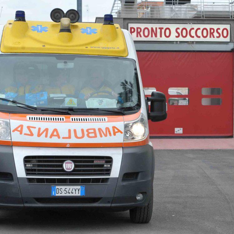 Raccolta fondi per il San Paolo, ora si pensa ad un'ambulanza