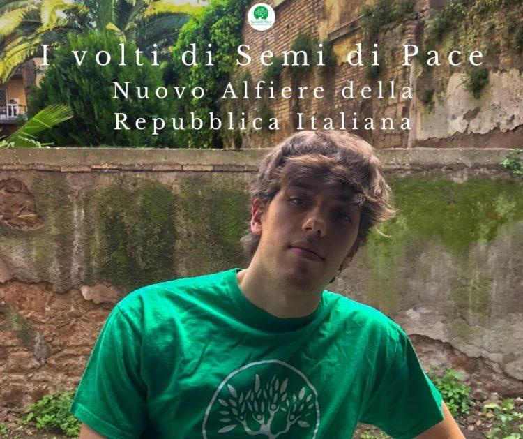 """Tarquinia, Cosmas Wallbrecher è """"Alfiere della Repubblica Italiana"""""""