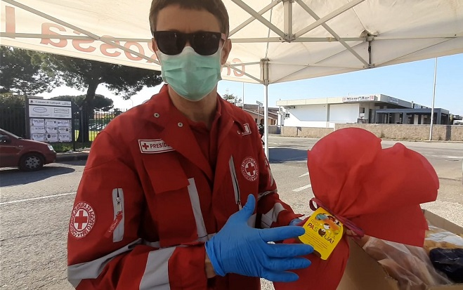 Decuplicate le richieste d'aiuto alla Croce Rossa