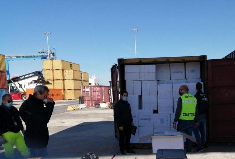 Dogane e Gdf: controlli in porto sul materiale sanitario