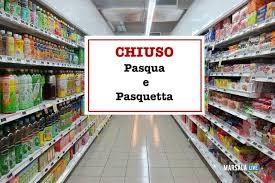 """Pasqua e pasquetta, Lega: """"Concordiamo con l'ordinanza di chiusura dei supermercati"""""""