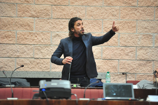 Adsp, duro attacco del consigliere Daniele Perello