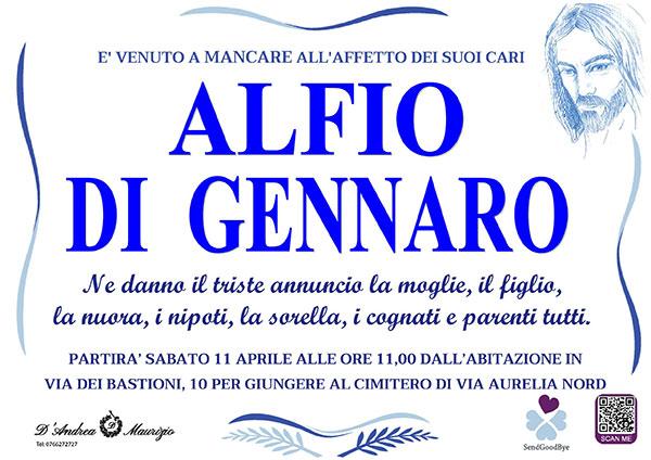 ALFIO DI GENNARO