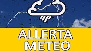 Maltempo: criticità idrogeologica gialla su tutta la Regione per le prossime 36 ore