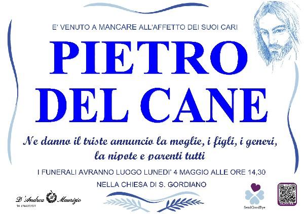 PIETRO DEL CANE
