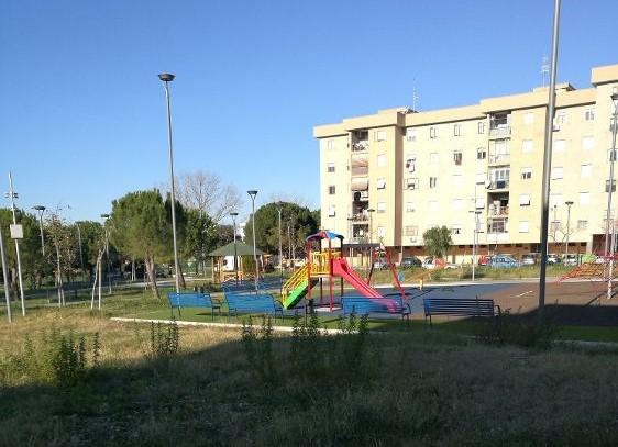 Parco di via Veneto, forse ci siamo