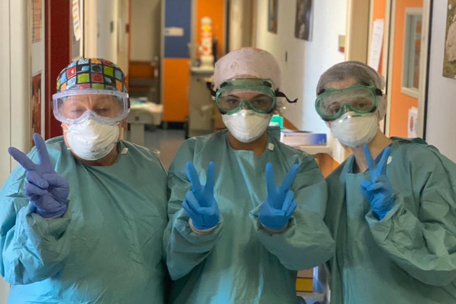 Coronavirus, a Tarquinia situazione in miglioramento: in tutto 12 guariti