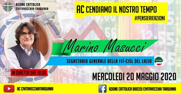 La Diocesi incontra in videoconferenza Masucci (Fit-Cisl Lazio)