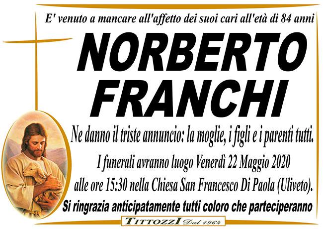 NORBERTO FRANCHI